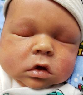 Baby Brian Hicks